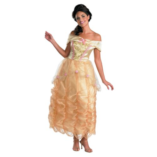 Disney Belle Deluxe Costume - ...